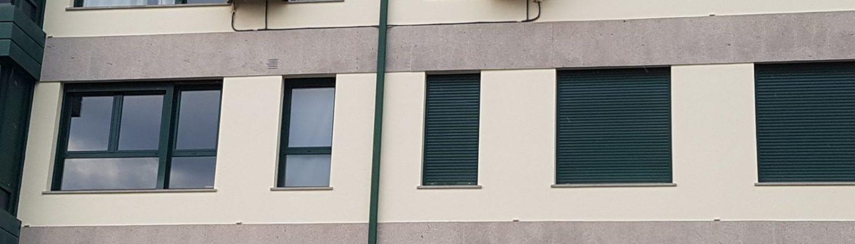 Ocultación unidades exteriores