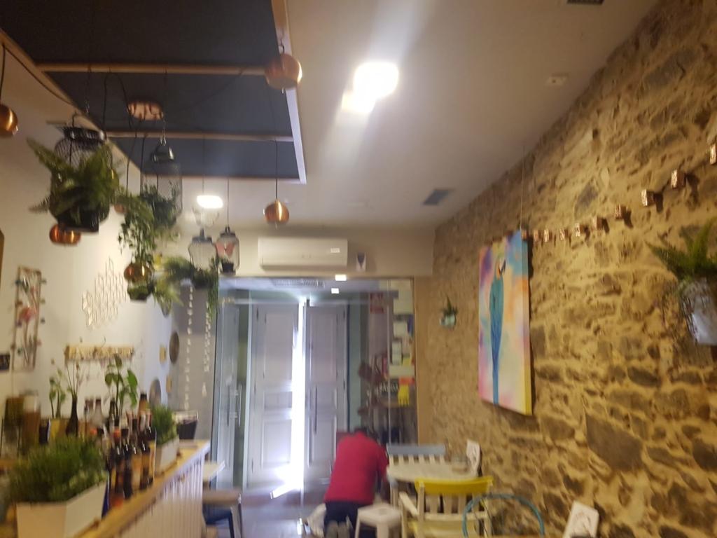 climatización bar restaurante