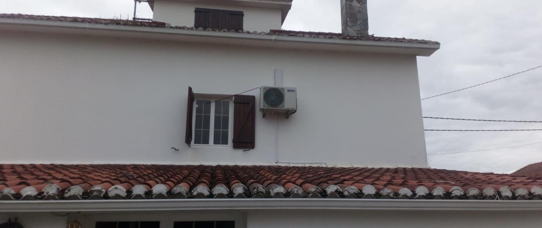 Climatización chalet